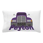 Trucker Peyton Pillow Case