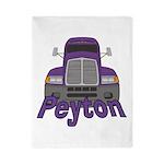 Trucker Peyton Twin Duvet