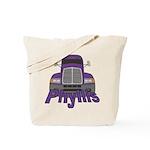 Trucker Phyllis Tote Bag