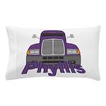 Trucker Phyllis Pillow Case