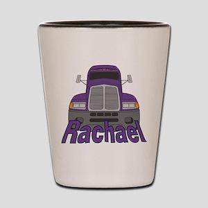 Trucker Rachael Shot Glass