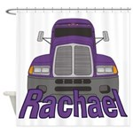 Trucker Rachael Shower Curtain