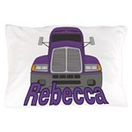 Trucker Rebecca Pillow Case