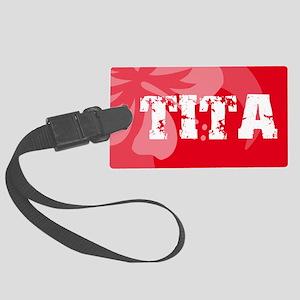 Tita Large Luggage Tag