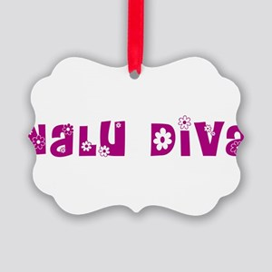 Nalu Diva Picture Ornament