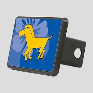 Horse Rectangular Hitch Cover