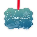 Namaste Picture Ornament
