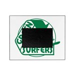 Green Surfers 10 Picture Frame
