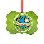 Earth Day Picture Ornament
