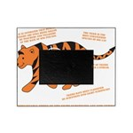 Tiger Facts Picture Frame