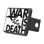 War is Death Rectangular Hitch Cover