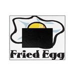 Fried Egg Picture Frame