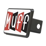 Muff Rectangular Hitch Cover