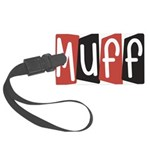 Muff Large Luggage Tag