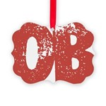 OB Picture Ornament