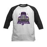 Trucker Regina Kids Baseball Jersey