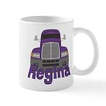 Trucker Regina Mug
