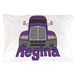 Trucker Regina Pillow Case
