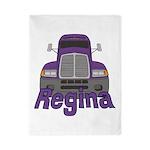 Trucker Regina Twin Duvet