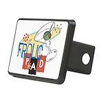 FrolicPad10 Rectangular Hitch Cover