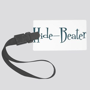 Hide-Beater 10 Large Luggage Tag