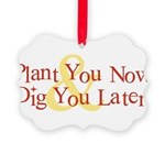 PlantYouNow10x8 Picture Ornament