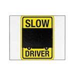 Slow Driver 8 Picture Frame