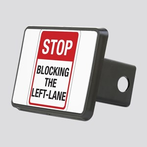 Stop Blocking 8 Rectangular Hitch Cover