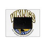 Vikings Logo Picture Frame