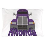 Trucker Rhonda Pillow Case