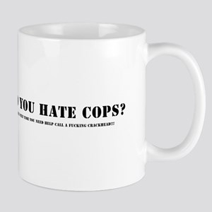Do you hate cops? Mugs