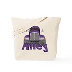 Trucker Riley Tote Bag