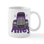 Trucker Riley Mug
