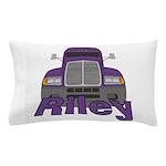 Trucker Riley Pillow Case