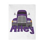 Trucker Riley Twin Duvet