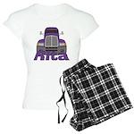 Trucker Rita Women's Light Pajamas