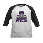 Trucker Rita Kids Baseball Jersey