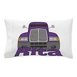 Trucker Rita Pillow Case