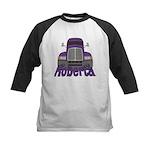Trucker Roberta Kids Baseball Jersey
