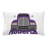 Trucker Roberta Pillow Case