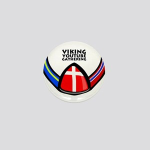Viking YouTube Gathering Mini Button