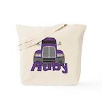 Trucker Ruby Tote Bag