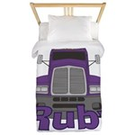 Trucker Ruby Twin Duvet