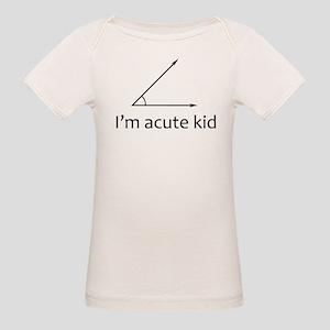 Im acute kid Organic Baby T-Shirt