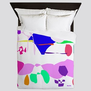 Valley Queen Duvet