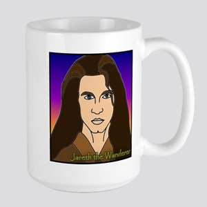 Jareth the Wanderer Large Mug