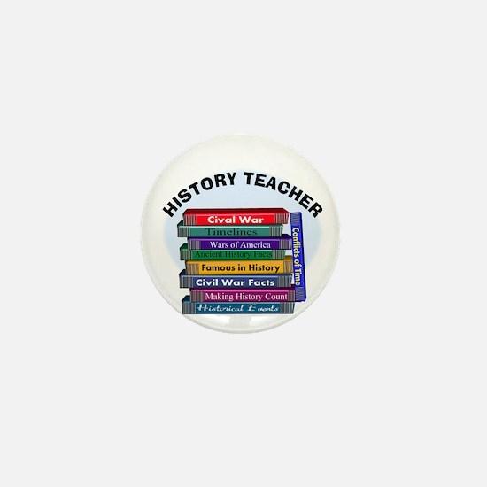 hISTORY TEACHER.PNG Mini Button