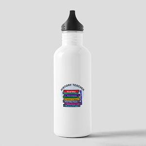 hISTORY TEACHER Stainless Water Bottle 1.0L