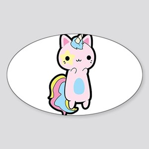 Unicorn Cat Sticker