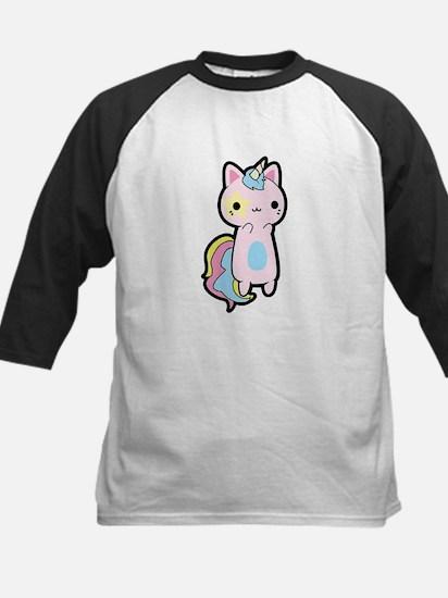 Unicorn Cat Baseball Jersey